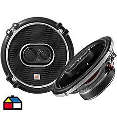 Componente de audio para auto 210 W 2 unidades
