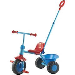 Triciclo para niño con agarre