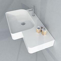 Vanitorio 14x90x50 cm Blanco