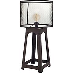 Lámpara de mesa Kendal E27 1 luz