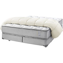 Box spring king Style 4 + plumón