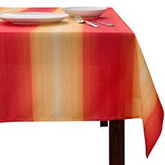 Mantel 140x240 cm PVC Naranjo