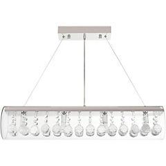 Lámpara de colgar Janice G9 4 luces