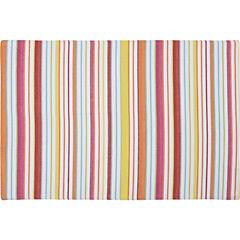 Individual colores y rayas 48X33 cm