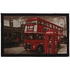 Alfombra Bus Londres 50x80 cm