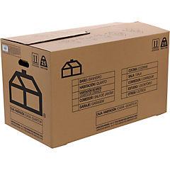 Caja cartón corrugado 76x43,5x47cm