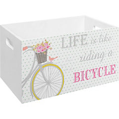 Caja decorativa 15x17x28 cm MDF