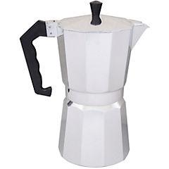 Cafetera aluminio 600 ml gris