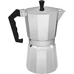 Cafetera aluminio 900 ml gris