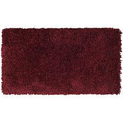 Alfombra Grand Shag 133x200 cm rojo