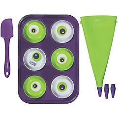 Juego para cupcakes 6 piezas