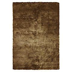 Alfombra Involve 160x230 cm amarillo y gris