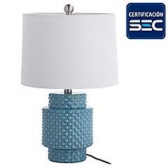 Lámpara sobremesa cerámica Florencia