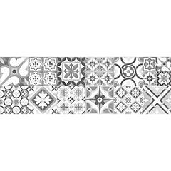 Porcelanato 20x61 cm 1,61 m2 Gris