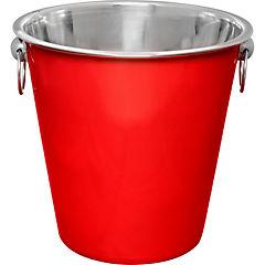Hielera de 21 cm roja