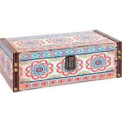 Caja decorativa 10x30x15 cm madera