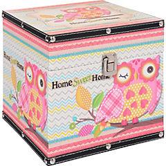Caja decorativa 22x22x22 cm madera
