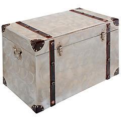 Baúl 43x69x40 cm aluminio