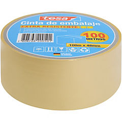 Cinta adhesiva para embalaje 48 mm 200 m
