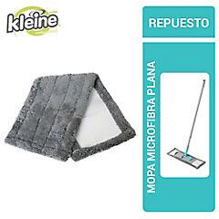 Repuesto para mopa plana microfibra 35 cm