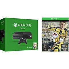 Consola Xbox One 500GB + Fifa