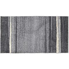 Alfombra Ocean 80x150 cm gris