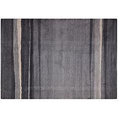Alfombra Océano 200x290 cm gris