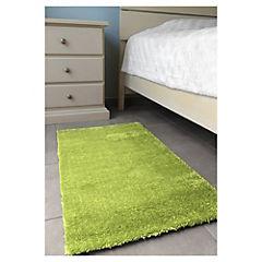 Alfombra Delight Cosy verde 60x115