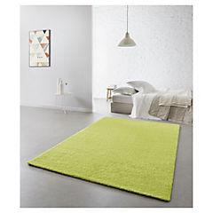 Alfombra Delight Cosy verde 160x230 cm