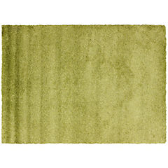 Alfombra Delight Cosy verde 200x290 cm