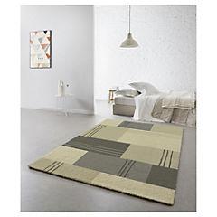 Alfombra Umbria gris 160x230 cm