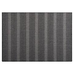 Alfombra Decora 140x200 cm negro