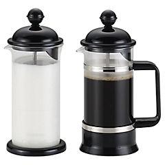 Kit Cafetera + espumadora de leche