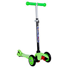Microscooter verde