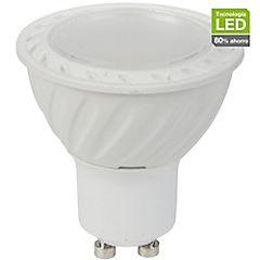 Ampolleta led 8 W - 70 W GU10 luz cálida