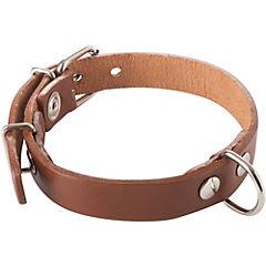 Collar para perro 40x2 cm de suela Habano