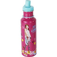 Botella 750 ml metálica Soy Luna