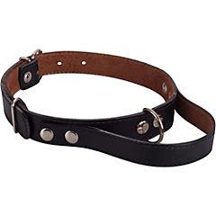 Collar para perro 75x3 cm de suela Negro