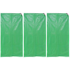 Pack 3 sacos para jardín 60x120 cm