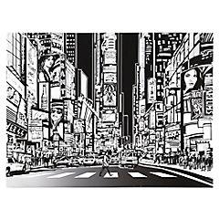 Canvas 100x75 cm New York