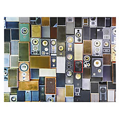 Canvas decorativo Speakers 75x100 cm
