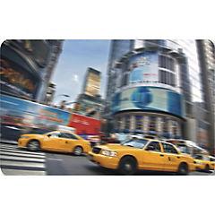Limpiapiés Taxis New York 45x75 cm