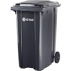 Contenedor de basura 240 litros grafito