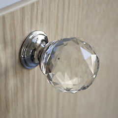 Perilla cristal bola 30 mm