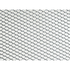 Lamina 500x200 mm aluminio estirado