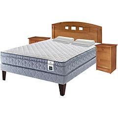 Cama europea Essence 5 2 plazas base normal Gales almohada   viscoelástica