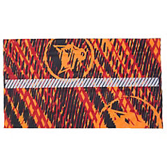 Bandana reflectante 15,4x13,4x3,7cm tela Naranjo