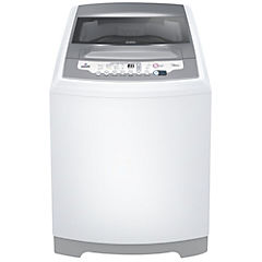 Lavadora superior 12 kg gris