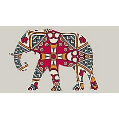 Sticker decorativo mándala 150x85 cm