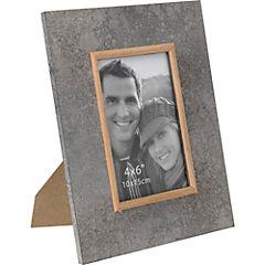 Marco de foto 10x15 cm gris mate